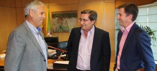 Diputación refuerza su colaboración con el sector agroalimentario de la provincia
