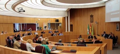 Diputación se suma a la creación de una red de ciudades-refugio para acoger a demandantes de asilo