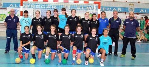 El BM Almuñécar prepara la nueva temporada con un Torneo cuadrangular
