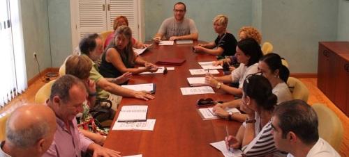 El Consejo Escolar Municipal celebra su primera reunión ordinaria
