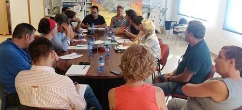 El Consistorio sondeará la posibilidad de recuperar el proyecto del parque subacuático de La Herradura