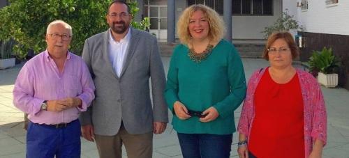 El delegado de Educación elogia la labor de las residencias escolares granadinas por favorecer la equidad en la enseñanza