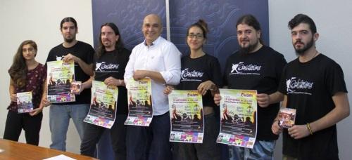 El Parque de los Pueblos de América acogerá la III edición del solidario 'Festival Calíope'