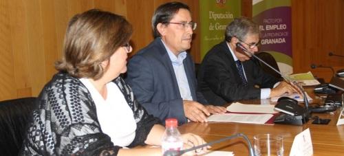 """El proyecto de la Diputación """"Granada Empleo II"""" logra la inserción laboral de 600 personas en la provincia"""