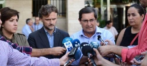 Entrena compromete asistencia técnica y ayuda económica los municipios afectados por las inundaciones