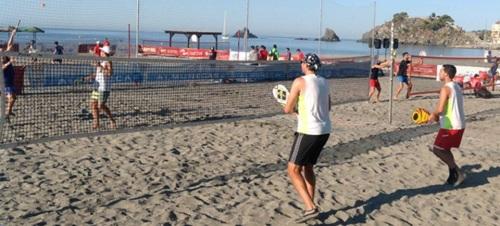 Este domingo se conocerán a los representantes de España en el Campeonato de Europa de Tenis Playa