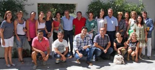 La Diputación devuelve la voz a las comarcas en la planificación turística de Granada
