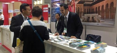 Granada apuesta por vender en Japón una oferta complementaria de la Alhambra