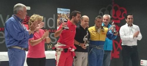 Humberto Janssens gana la 'XXXVI Subida a la Mota'