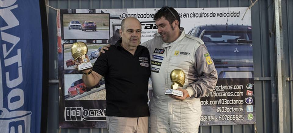 Humberto Janssens vuelve a ganar en una prueba del circuito andaluz