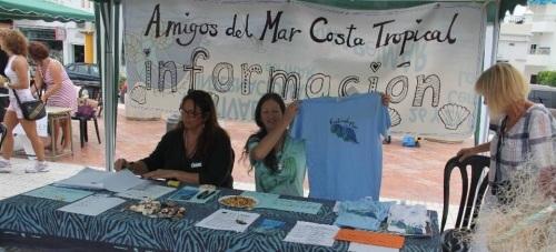 La Herradura acoge una mesa redonda sobre el Medio Marino y la Economia Local