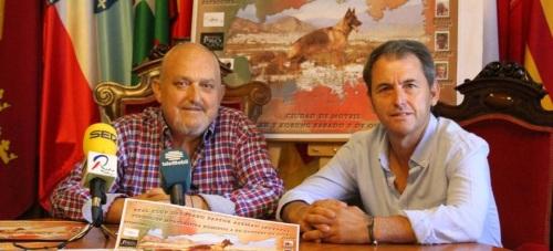 La 'Exposición Monográfica' de pastores alemanes revelará los secretos de esta raza en Motril