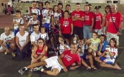 La Escuela de Ciclismo Sexitana consigue una decena de podios en el Trofeo San Agustín de Santa Fe