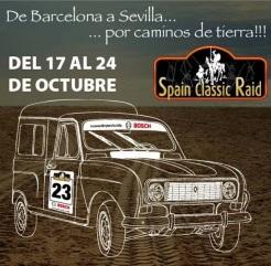La Herradura será etapa del Spain Classic Raid que tendrá lugar del 17 al 24 de octubre