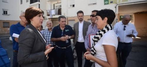 La Junta mejorará las condiciones de habitabilidad de 214 viviendas en la barriada Huerta Carrasco de Motril