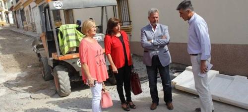 La Mancomunidad concluye las obras de remodelación del barrio de la Esparraguera