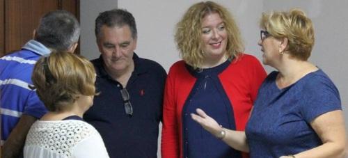 La responsable de la ELA Carchuna-Calahonda agradece el apoyo del Ayuntamiento de Motril
