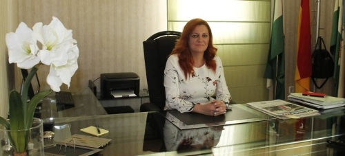 María Eugenia Rufino, alcaldesa de Salobreña, hace balance de sus primeros 100 días de gobierno municipal