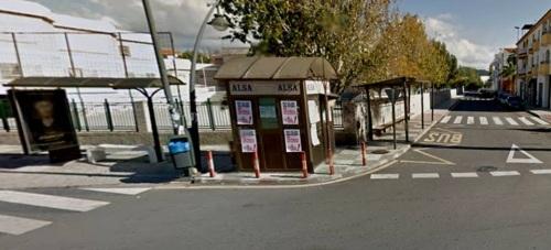 Paradas de autobús en Salobreña