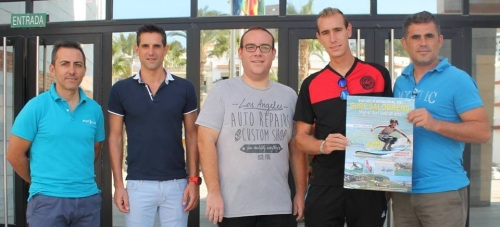 Salobreña amplía su oferta deportiva para la próxima temporada con Surf y Ciclismo