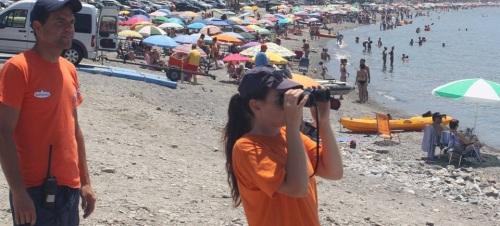 Salvamento de playas cierra la temporada con más de 2.600 intervenciones