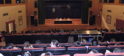 Acto oficial de apertura del curso en Almuñécar