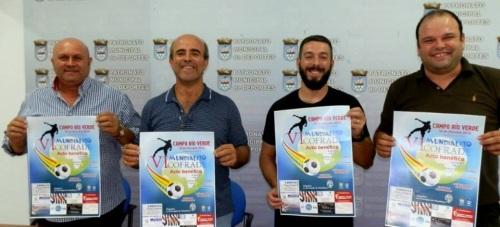 Almuñécar celebra este domingo el VI Mundialito Cofrade de fútbol