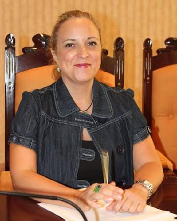 Ana Mingorance, concejal delegada de Empleo en el Ayuntamiento de Salobreña