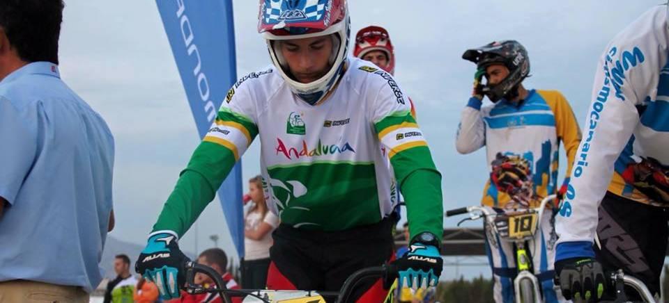 Carlos Rodríguez Cano subcampeón de España de BMX