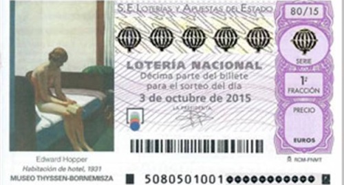 La Lotería Nacional toca en Almuñécar con 1 millón de euros a la serie
