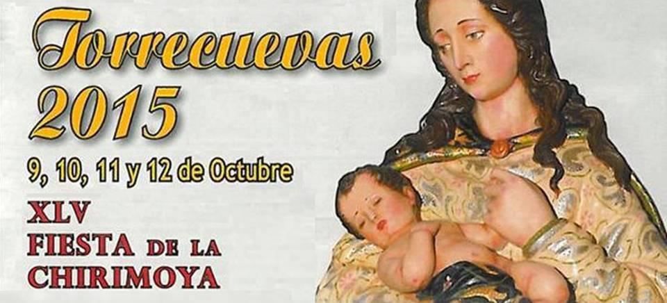 Del 9 al 12 de octubre Torrecuevas celebrará sus fiestas en honor a la 'Virgen Madre'