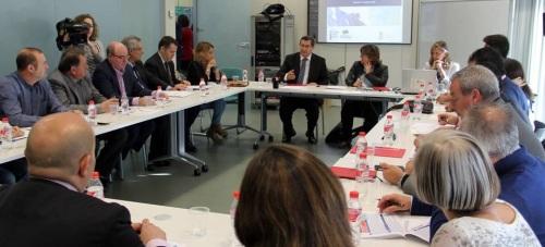 Diputación impulsa una estrategia de desarrollo provincial junto a los agentes sociales y económicos