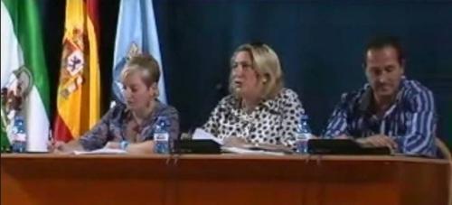 El Ayto. en Pleno de Almuñécar aprueba una moción institucional a favor de la ELA de La Herradura