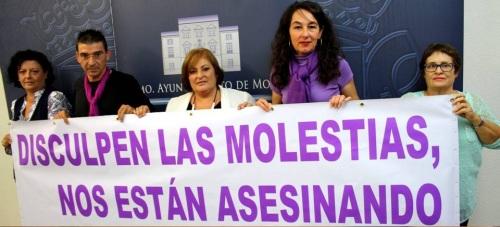 El Consejo Municipal de Mujer de Motril colabora con la 'Marcha Estatal Contra las Violencias Machistas' del 7 de noviembre
