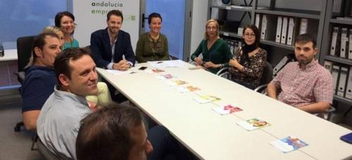 El delegado de Economía resalta los datos positivos que registra la actividad emprendedora en los municipios de la Costa
