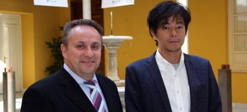 El Patronato de Turismo comparte estrategias de promoción con la región japonesa de Kumamoto