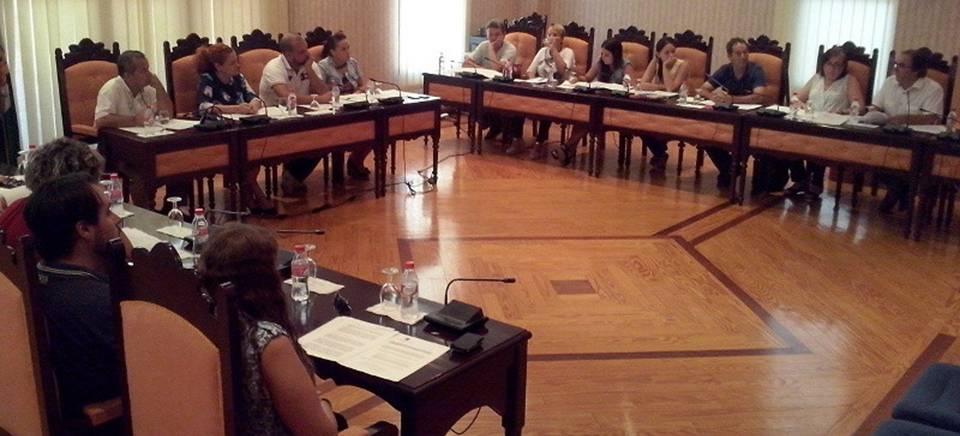 El Pleno del Ayto. de Salobreña aprueba tres mociones institucionales