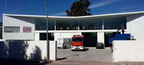 El presidente de la Diputación y la alcaldesa de Almuñécar inaugurarán este lunes el parque de bomberos