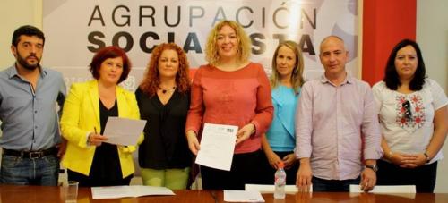 El PSOE exige a Rajoy que no venga con las manos vacías y se comprometa con las conducciones de Béznar-Rules