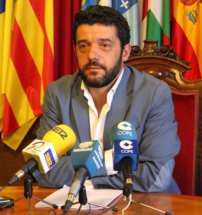 Francisco Sánchez Cantalejo,teniente de alcalde y responsable de Economía y Hacienda