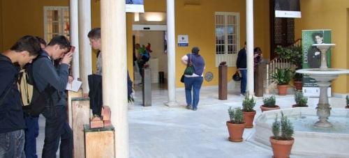 La Oficina de Información de la Diputación atendió a 2.151 turistas en el puente del Pilar