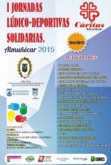 La Policía Local de Almuñécar organiza la I Jornada Lúdico-Deportiva Solidarias a favor de Caritas