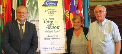 Los octavos premios 'Torre del Azúcar' reivindican el tejido comercial de Motril