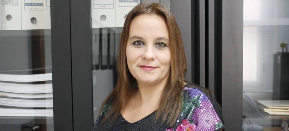 Mª José García, concejal delegada de Igualdad en el Ayuntamiento de Salobreña