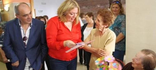 Más de 2.500 motrileños se suman a las actividades organizadas con motivo del ´Día del Mayor'