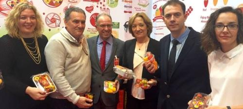 Motril presente con fuerza en la Feria Internacional del Sector de Frutas y Hortalizas, 'Fruit Atracction', de Madrid