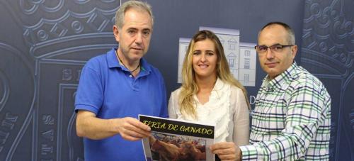 Motril recupera su tradicional 'Feria del Ganado' de octubre