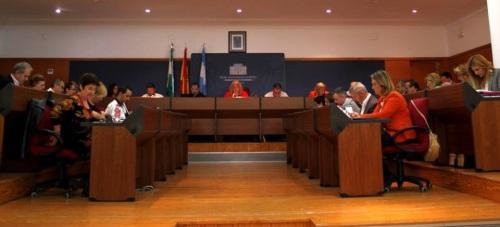 Pleno del Ayuntamiento de Motril del 30-10-2015