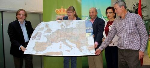 Presentación de Eurorando 2016