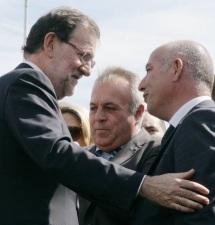 Sergio García entrega una carta al Presidente solicitándole financiación para las canalizaciones de Rules
